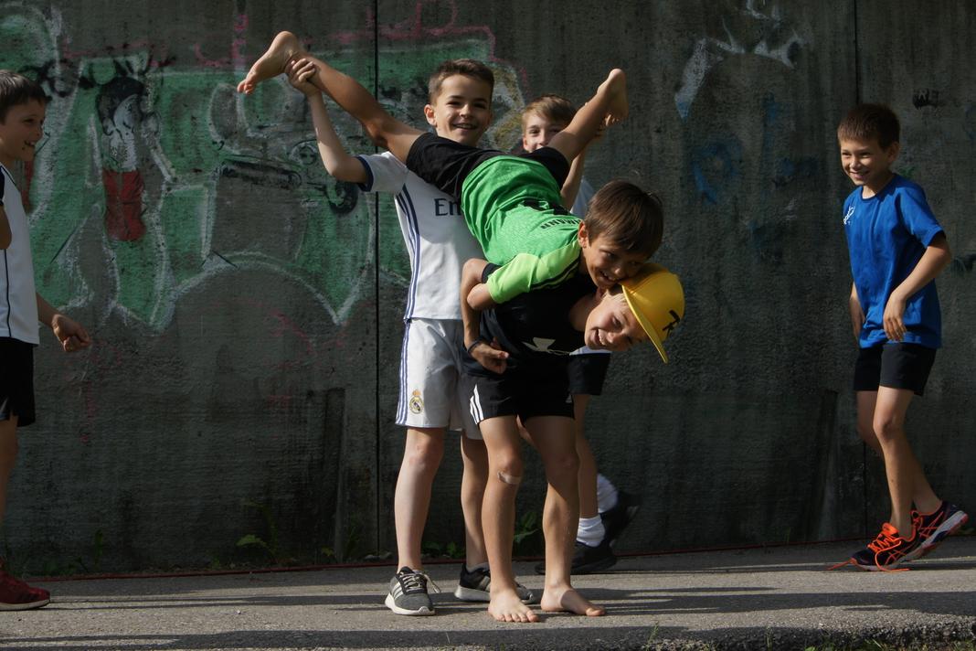 Sporttag Mittelstufe