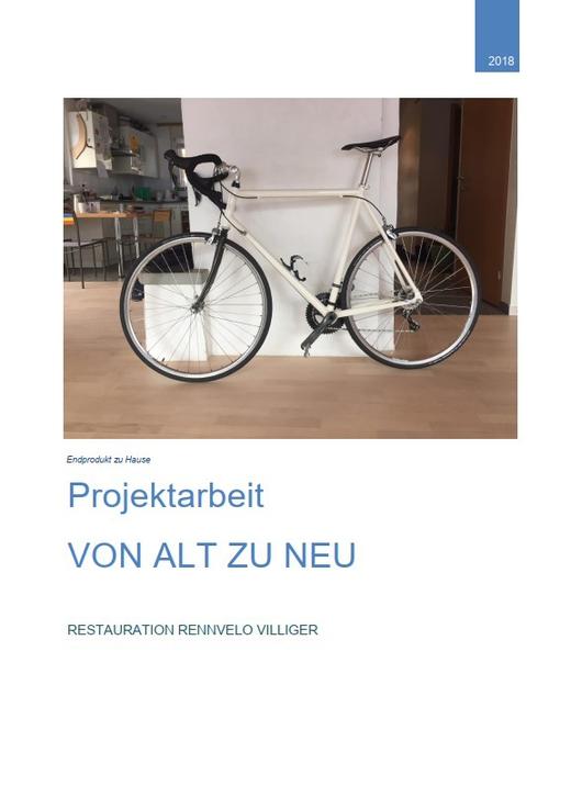 Projektarbeiten 3. Oberstufe Risi Wattwil
